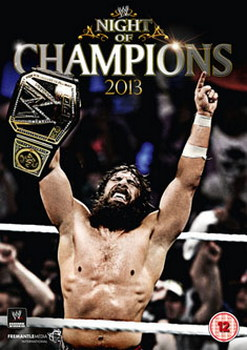 Wwe: Night Of Champions 2013 (DVD)