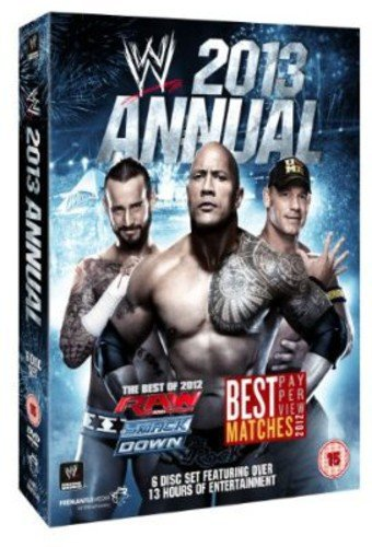 Wwe 2013 Annual (Dvd) (DVD)