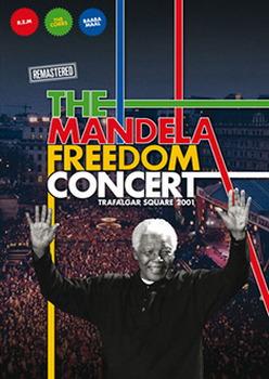 The Mandela Freedom Concert - Trafalgar Square 2001 (DVD)
