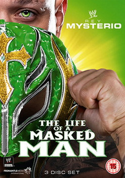 Wwe - Rey Mysterio - The Life Of A Masked Man (DVD)