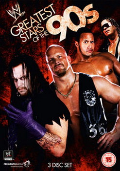 Wwe: Greatest Stars Of The 90S (DVD)
