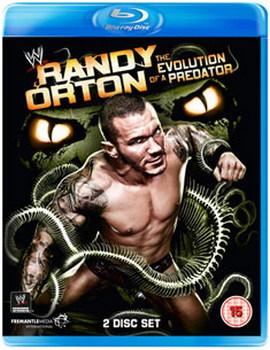 WWE: Randy Orton - The Evolution Of A Predator (Blu-ray)