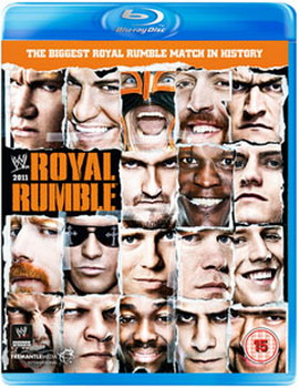 WWE: Royal Rumble 2011 (Blu-ray)
