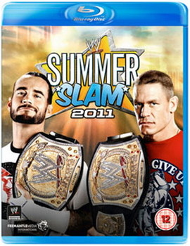 WWE: Summerslam 2011 (Blu-ray)