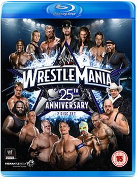 WWE: Wrestlemania 25 [Blu-ray]