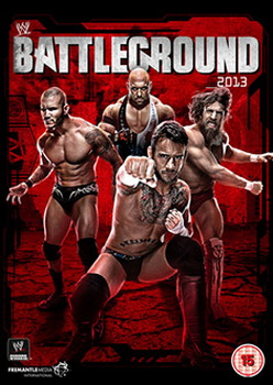 Wwe: Battleground 2013 (DVD)