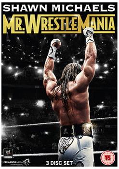 Wwe: Shawn Michaels Wrestlemania Matches (DVD)