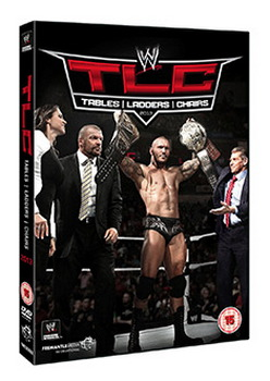 Wwe: Tlc: Tables/ Ladders/ Chairs 2013 (DVD)