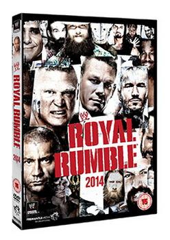 Wwe - Royal Rumble 2014 (DVD)