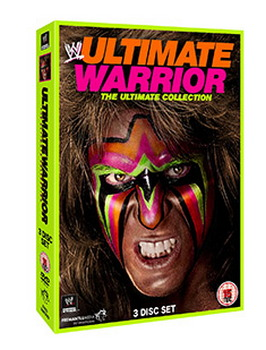 Wwe: Ultimate Warrior - The Ultimate Collection (DVD)