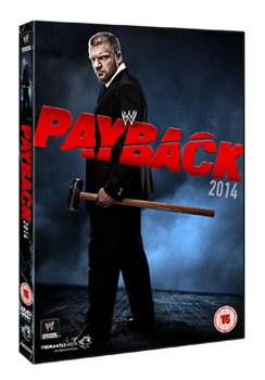 Wwe - Payback 2014 (DVD)