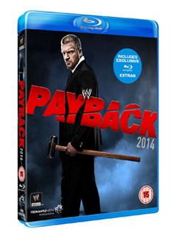 Wwe - Payback 2014 (BLU-RAY)