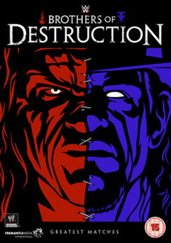Wwe: Brothers Of Destruction - Greatest Matches (DVD)
