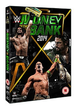 Wwe - Money In The Bank 2014 (DVD)