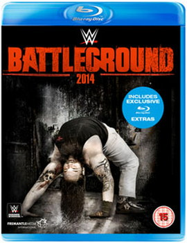 Wwe - Battleground 2014 (BLU-RAY)