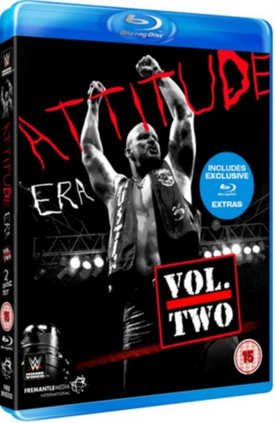 WWE: The Attitude Era - Volume 2 (Blu-ray)