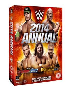 Wwe - 2014 Annual (DVD)