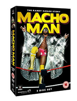 Wwe - Macho Man - The Randy Savage Story (DVD)