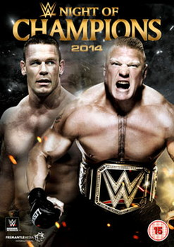 Wwe: Night Of Champions 2014 (DVD)