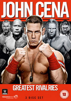 Wwe: John Cena'S Greatest Rivalries (DVD)