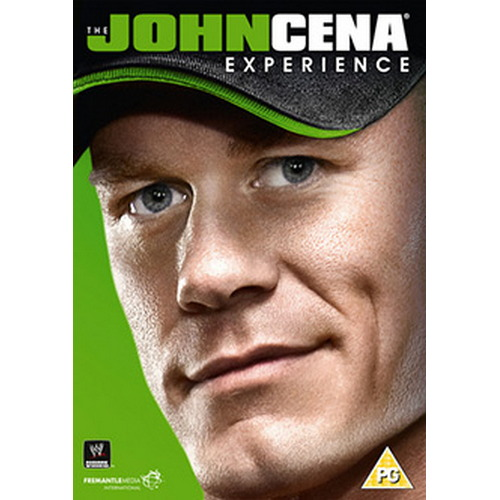 Wwe - The John Cena Experience (DVD)