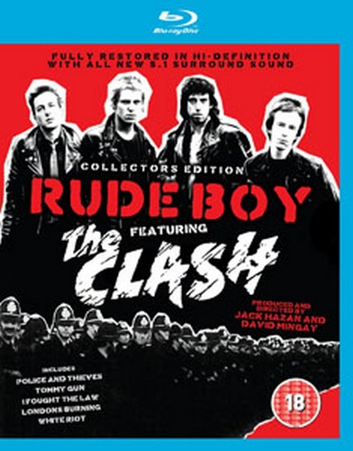 Rude Boy (Blu-ray)