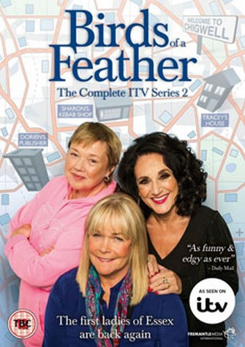 Birds Of A Feather: Itv Series 2 (DVD)