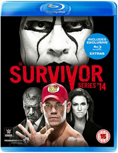 WWE: Survivor Series - 2014 [Blu-ray]