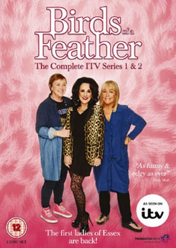 Birds Of A Feather: Itv Series 1 And 2 (DVD)