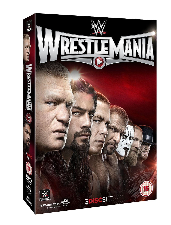 Wwe: Wrestlemania 31 (DVD)