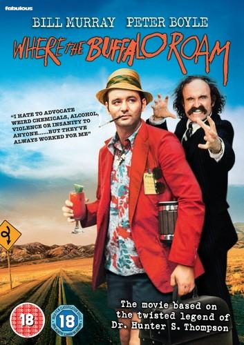 Where The Buffalo Roam (DVD)