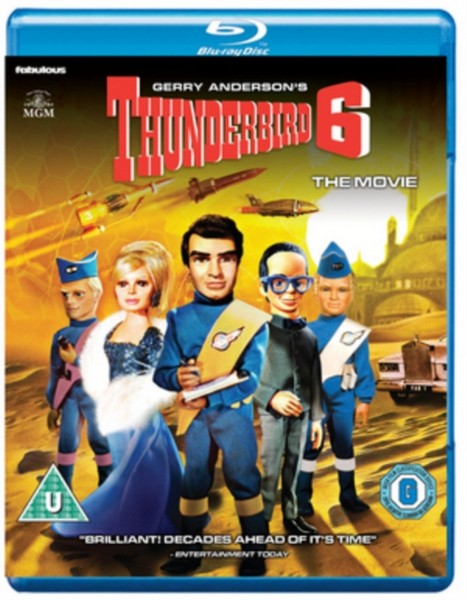 Thunderbird 6 - The Movie (1968) (Blu-ray)