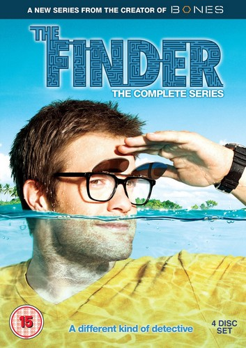 The Finder: The Complete Series (DVD)