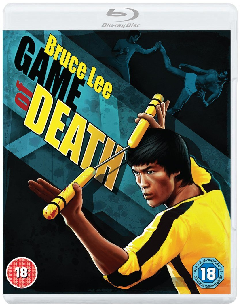 Game Of Death - Dual Format (Blu-ray & DVD)