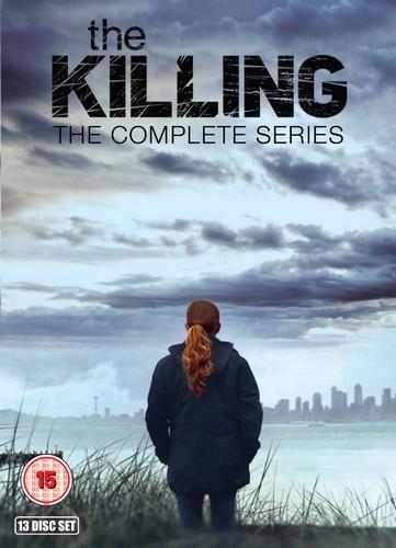The Killing - Complete Series 1-4 (13 Disc Box Set) (DVD)