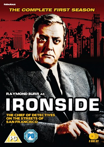 Ironside - The Complete First Season (DVD)