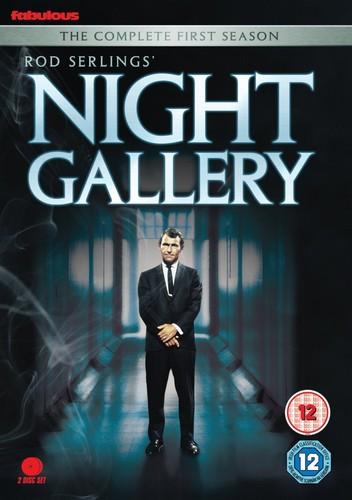 Night Gallery - Season 1 (DVD)