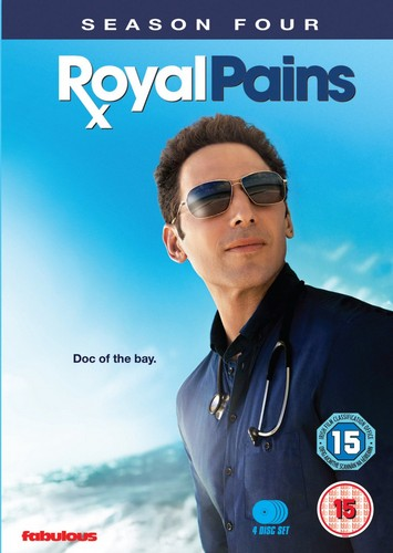Royal Pains - Season Four (DVD)
