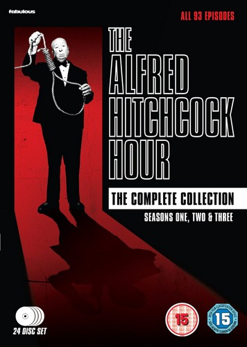 The Alfred Hitchcock Hour - The Complete Collection (DVD)