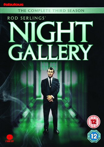 Night Gallery - Season 3 (DVD)