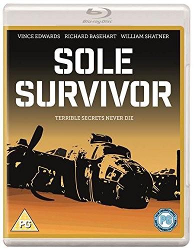 Sole Survivor - Collectors Edition (Dual Format Blu-Ray & Dvd) (DVD)