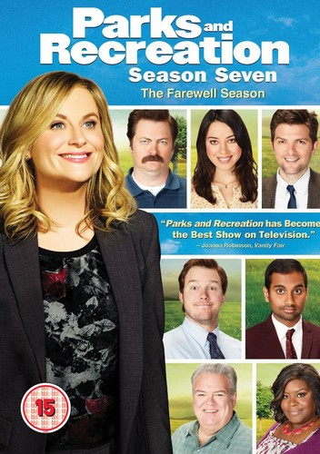 Parks & Recreation - Season 7 (DVD)
