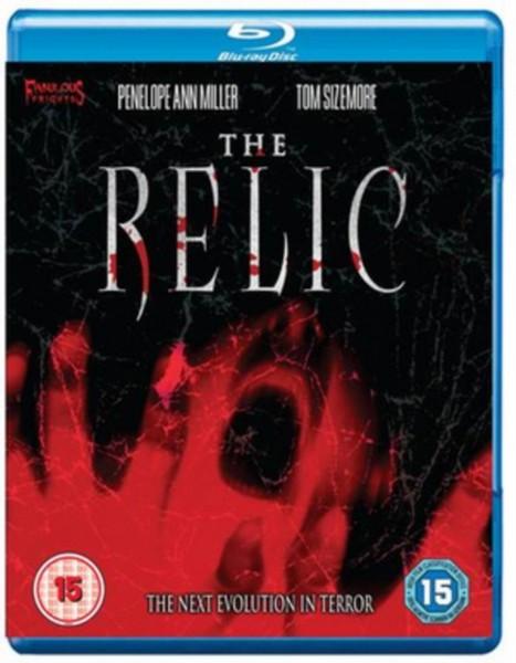 The Relic (Blu-Ray) (DVD)