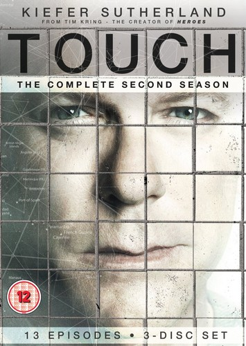 Touch - Complete Season 2 (DVD)