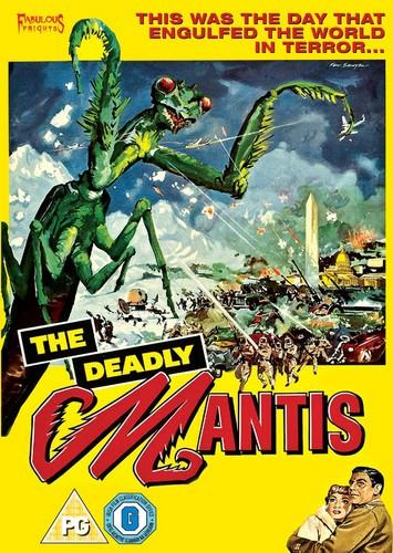 The Deadly Mantis (DVD)