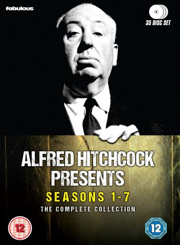 Alfred Hitchcock Presents - Seasons 1-7: The Complete Collection (DVD)