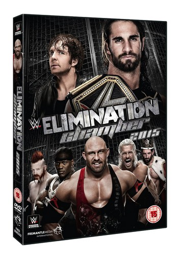 Wwe: Elimination Chamber 2015 (DVD)