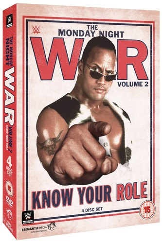 Wwe: Monday Night War Vol. 2 - Know Your Role (DVD)