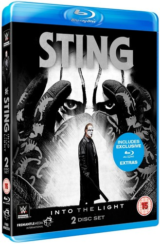 WWE: Sting - Into The Light (Blu-ray)