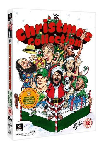 Wwe: Christmas Collection (DVD)